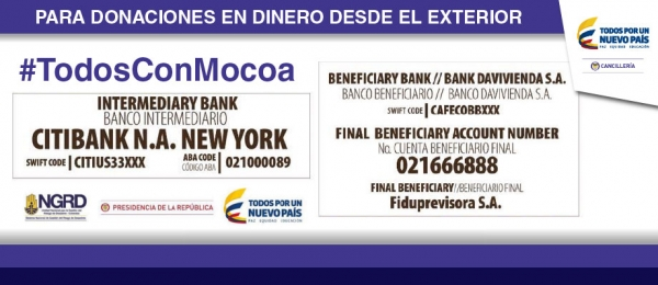 Cómo ayudar desde el exterior a los afectados por la tragedia en Mocoa, Colombia
