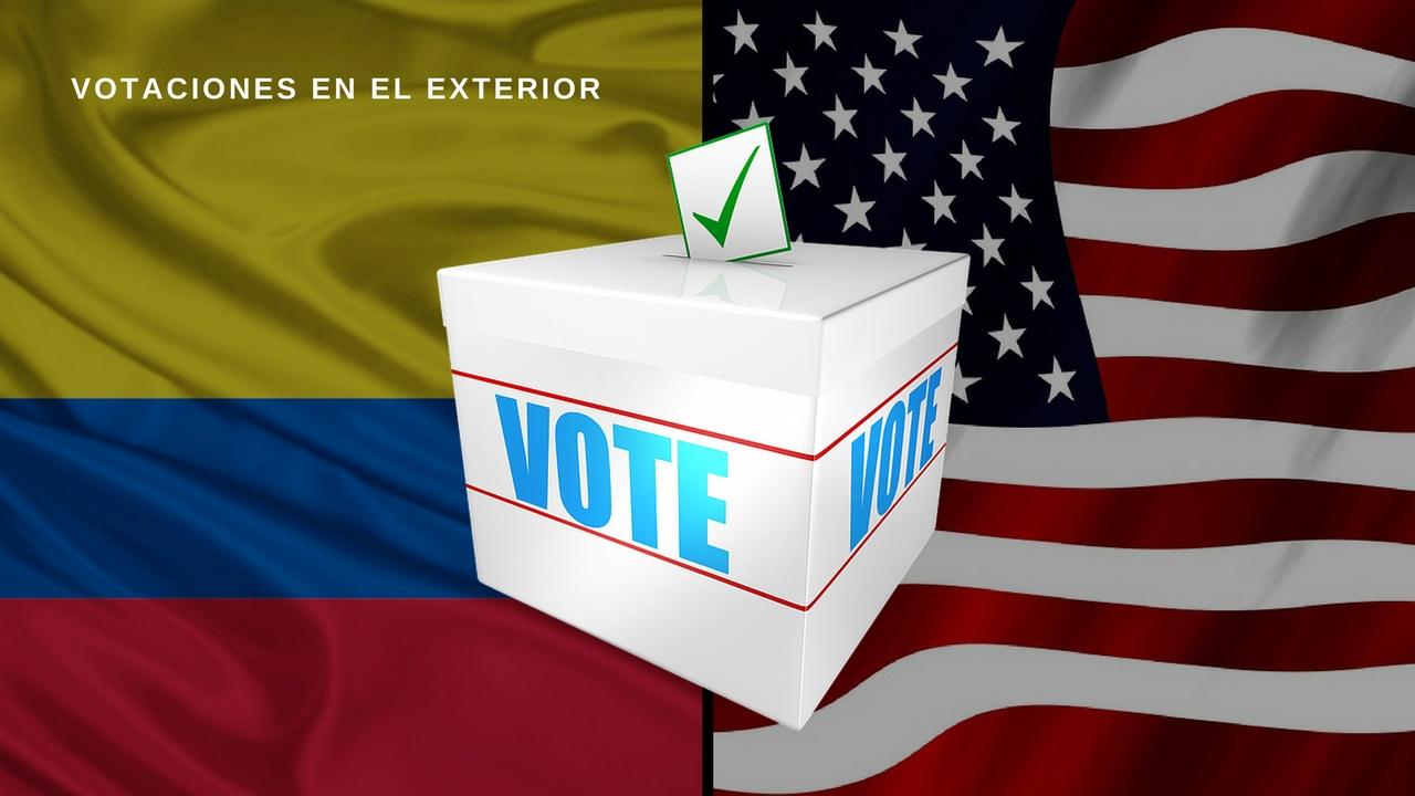 Colombia Votaciones En El Exterior Embajada Consulado Colombia
